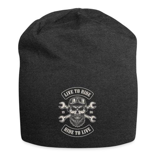LTR Skull Dark - Bonnet en jersey