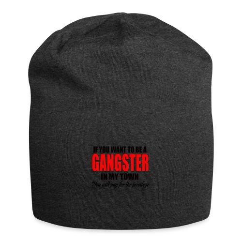 ville gangster - Bonnet en jersey