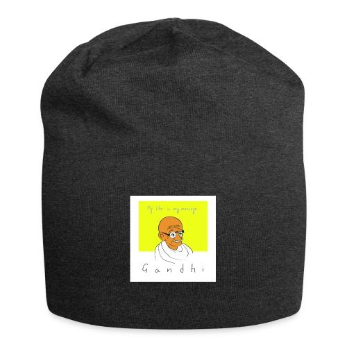 Gandhi - Jersey-Beanie