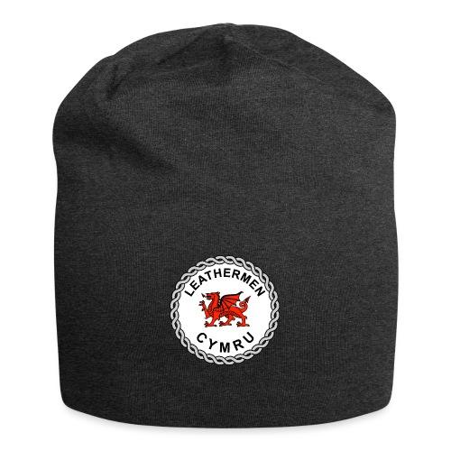 LeatherMen Cymru Logo - Jersey Beanie