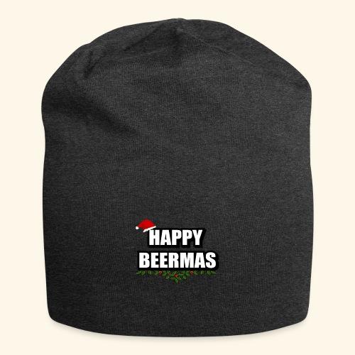 HAPPY BEERMAS AYHT - Jersey Beanie