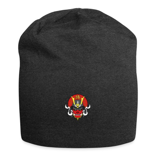Samouraï Casque Démon - Bonnet en jersey