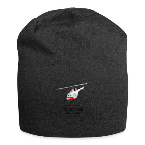 Helikoptereltern - Jersey-Beanie