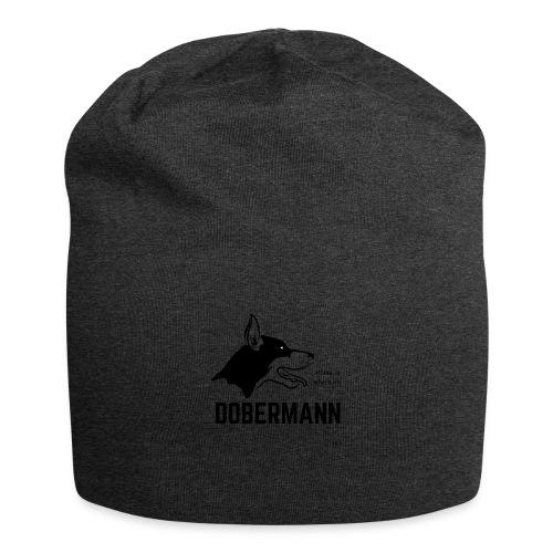 Home is where my Dobermann is ! - Jersey-Beanie