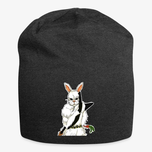The white Rabbit - Jersey-beanie