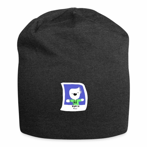 Zypro The Memorable Student - Jersey Beanie