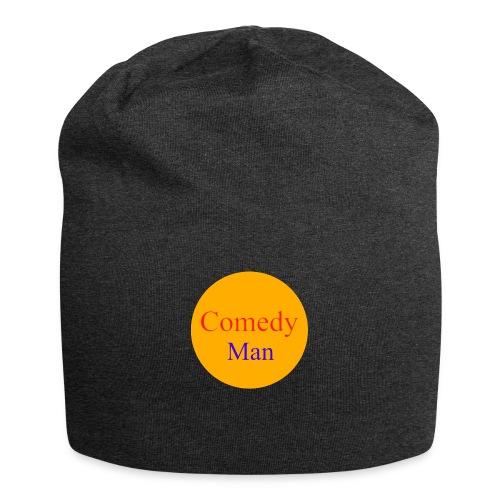 comedy man logo - Jersey-Beanie