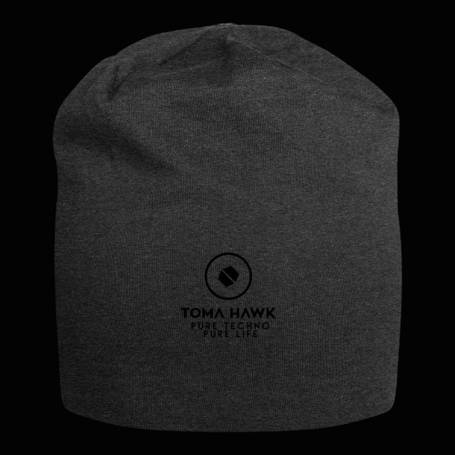 Toma Hawk - Pure Techno - Pure Life Black - Jersey-Beanie
