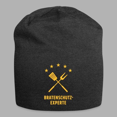 EU Bratenschutz-Experte - Jersey-Beanie