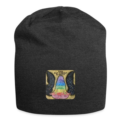 Yoga is my Workout - Jersey-Beanie
