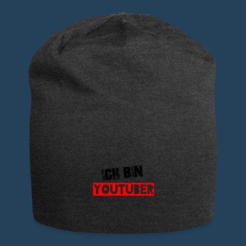 Ich bin Youtuber! - Jersey-Beanie