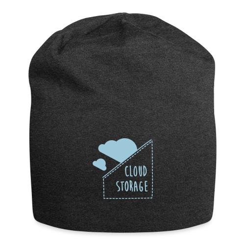 Cloud Storage - Jersey-Beanie