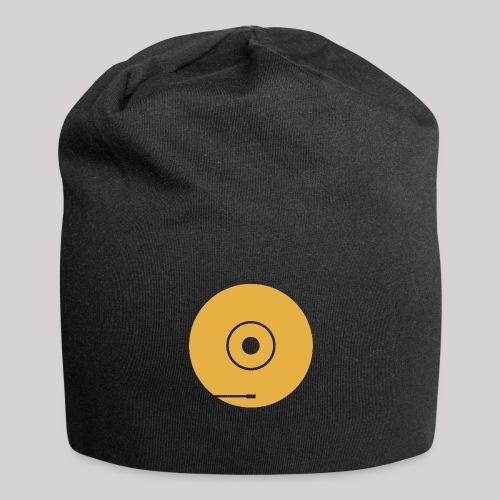 disco PF 1colore giallo - Beanie in jersey