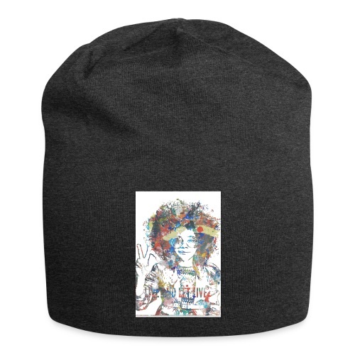 Live and let live, Geschenkidee - Jersey-Beanie