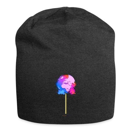 TShirt lollipop world - Bonnet en jersey