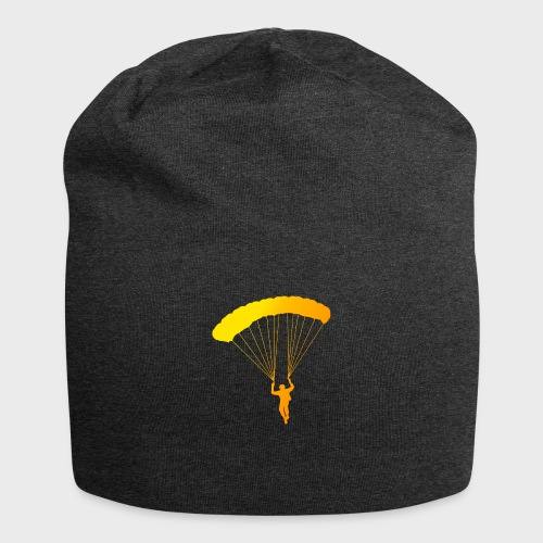 Colorfull Skydiver - Jersey-Beanie