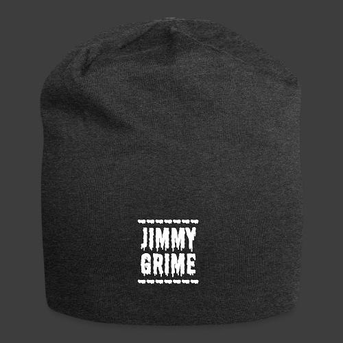 Jimmy Grime Hat - Gorro holgado de tela de jersey