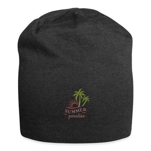 Summer paradise - Jersey Beanie