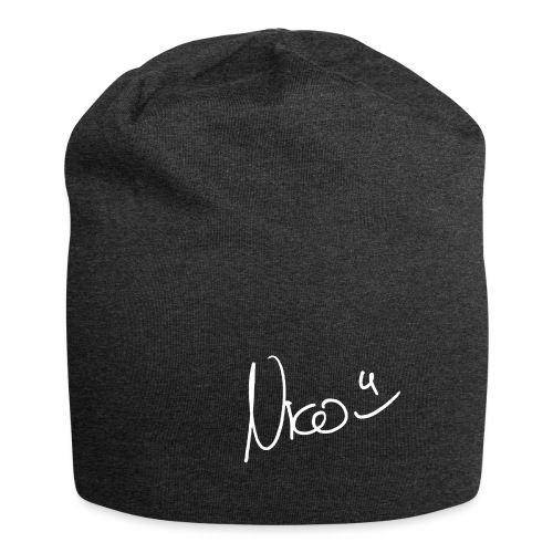 Signed Nico (White) - Jersey-Beanie