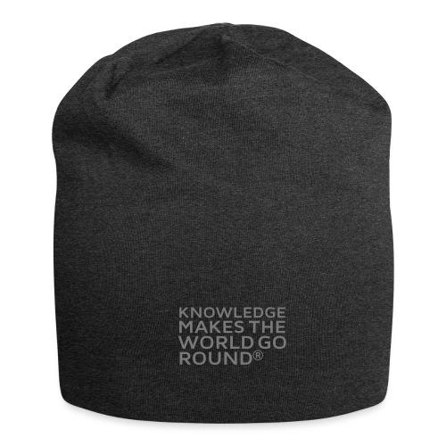 Knowledge - Jersey-Beanie