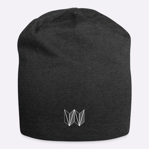 VeganVenues Official Logo - Jersey Beanie