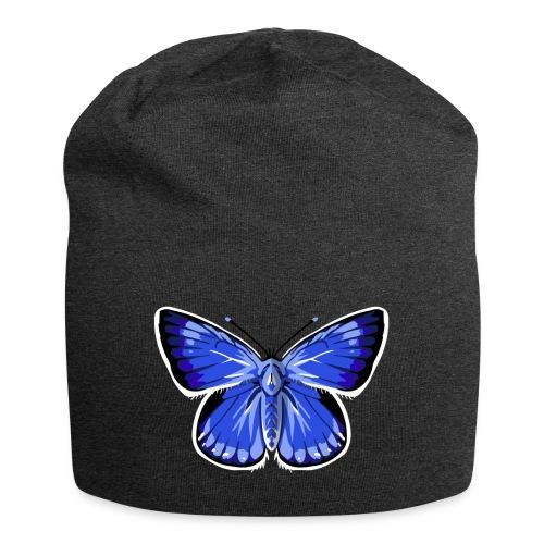 vlinder2_d - Jersey-Beanie
