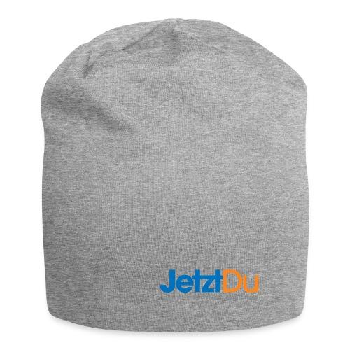 JetztDuLogo ArtWork1 - Jersey-Beanie