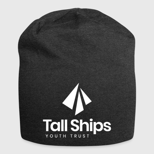 Tall Ships Youth Trust Branded (white) - Jersey Beanie