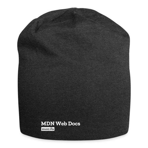 MDN Web Docs Logo - Jersey Beanie