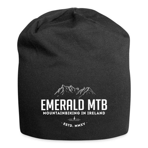 Emerald MTB logo - Jersey Beanie