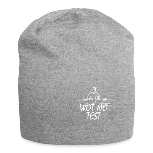 WOT NO TEST - Jersey Beanie