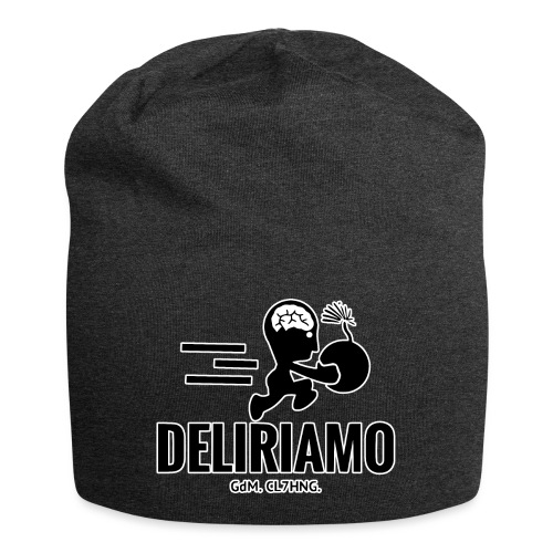 DELIRIAMO CLOTHING BRAINBOMB - Beanie in jersey