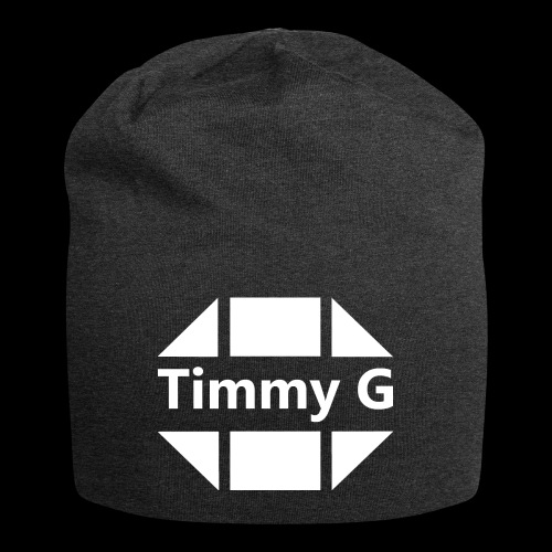 Triangles Timmy G White - Bonnet en jersey