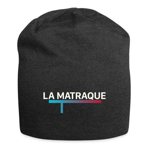 LA MATRAQUE. - Bonnet en jersey