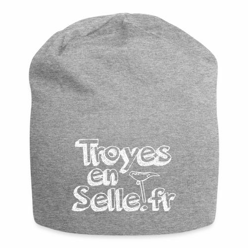 logo Troyes en Selle - Bonnet en jersey