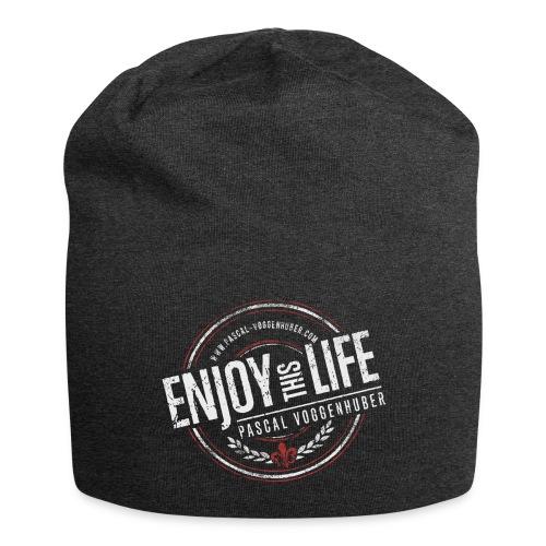 Enjoy this Life® & Fleur de Lys Pascal Voggenhuber - Jersey-Beanie