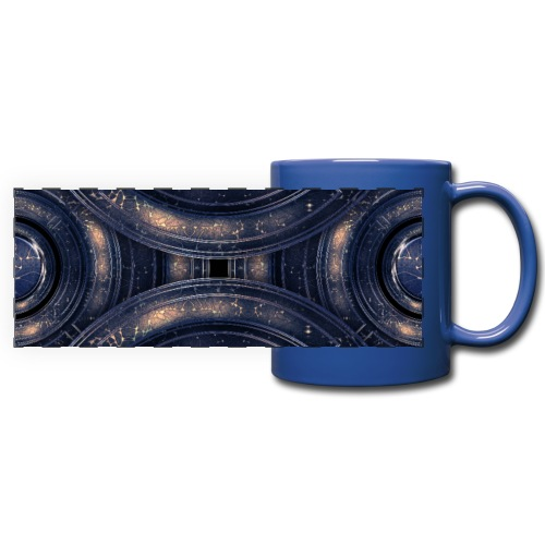 Out of the Blue - Cosmos Kosmos - Full Colour Panoramic Mug