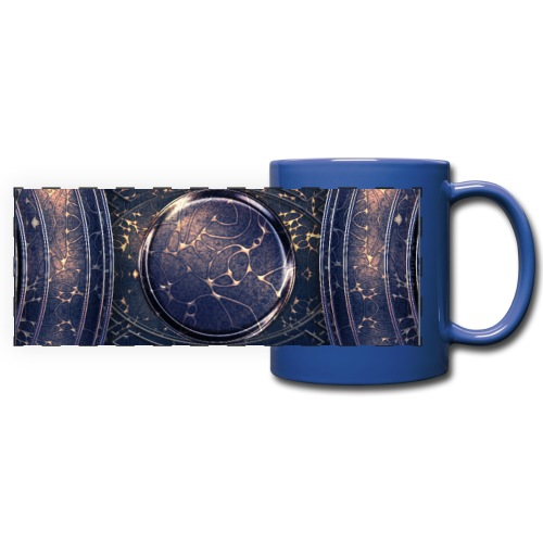 Out of the Blue - Galaxy Galaxy - Full Colour Panoramic Mug