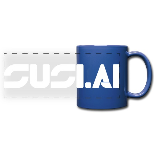 SUSI.AI Logo - Full Color Panoramic Mug