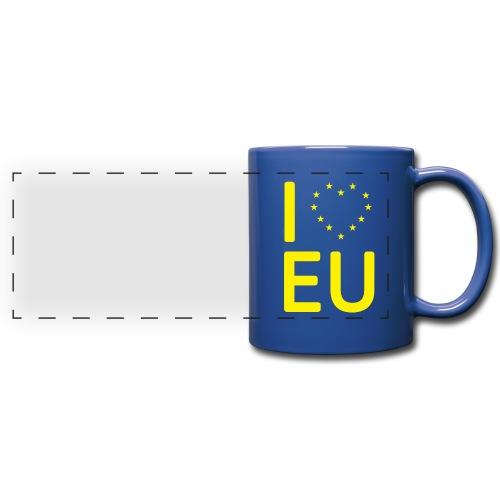 eu shirt transparent - Full Colour Panoramic Mug