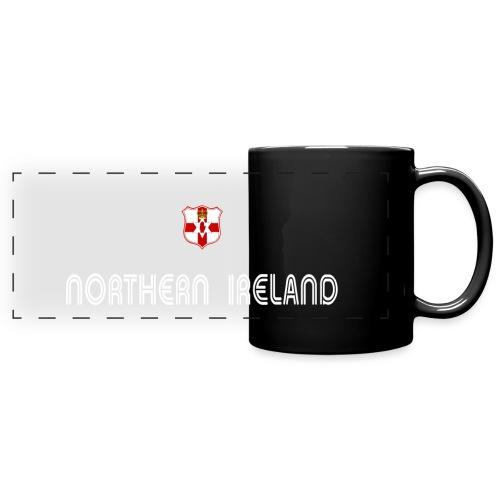 N I shield - Full Colour Panoramic Mug