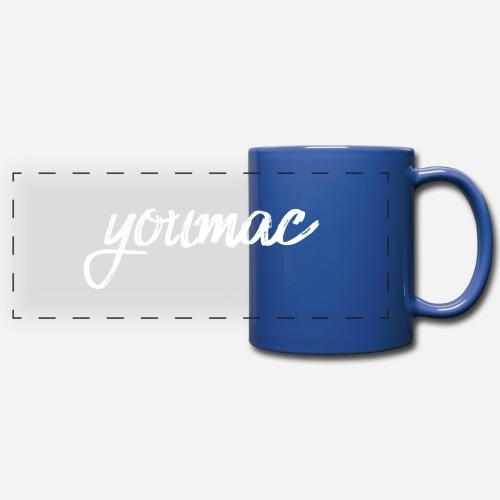 youmac by silicon apparel - Panoramatasse farbig
