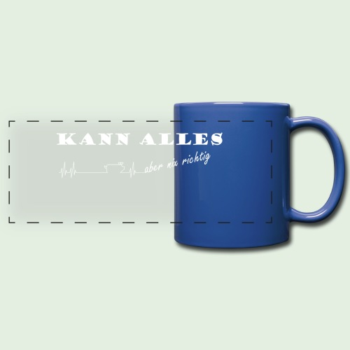 kannalles - Panoramatasse farbig