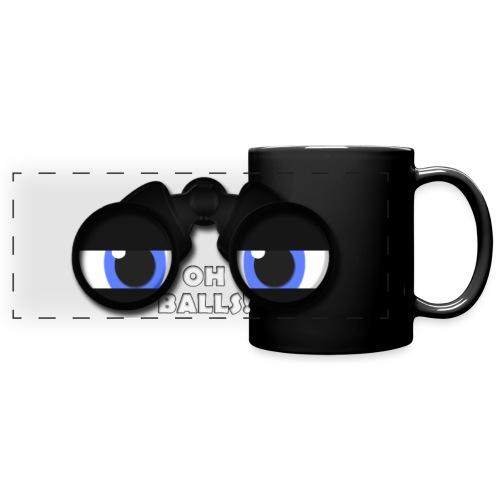 ohballspano - Full Colour Panoramic Mug