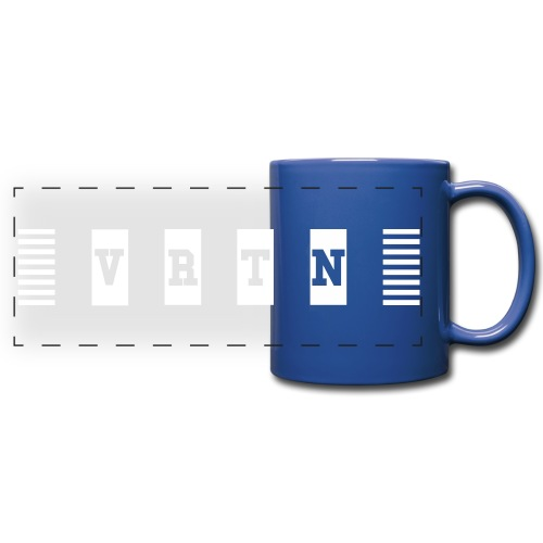 *V*R*T*N - Full Colour Panoramic Mug
