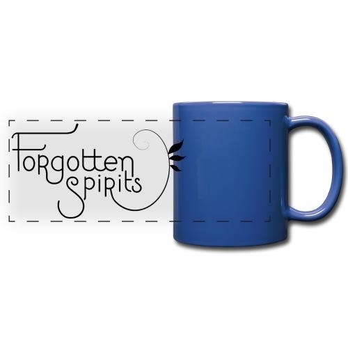 Forgotten Spirits, title - Panoramakopp i farge