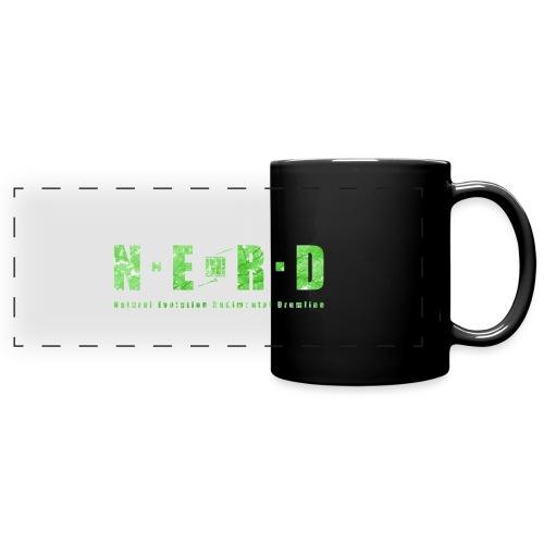 NERD Green - Panoramakrus, farvet