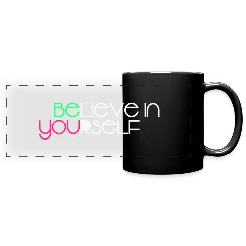 be you - Tazza colorata con vista