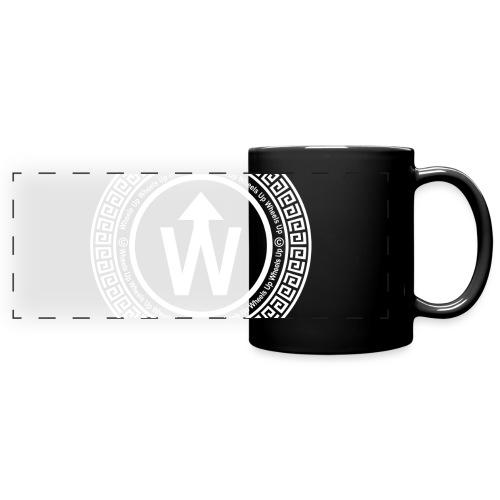 wit logo transparante achtergrond - Panoramamok gekleurd
