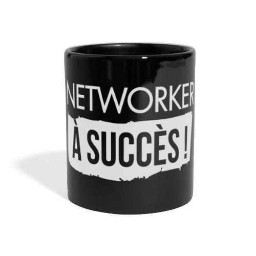 Networker à succès ! - Mug panoramique uni